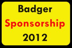badger sponsorship 2012
