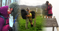 hiking with your spouse