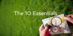 The Ten Essentials of Hiking