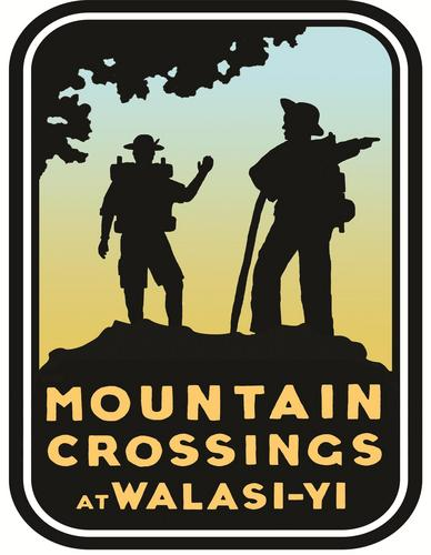 Image result for mountain crossings logo