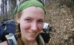 documenting a thru-hike