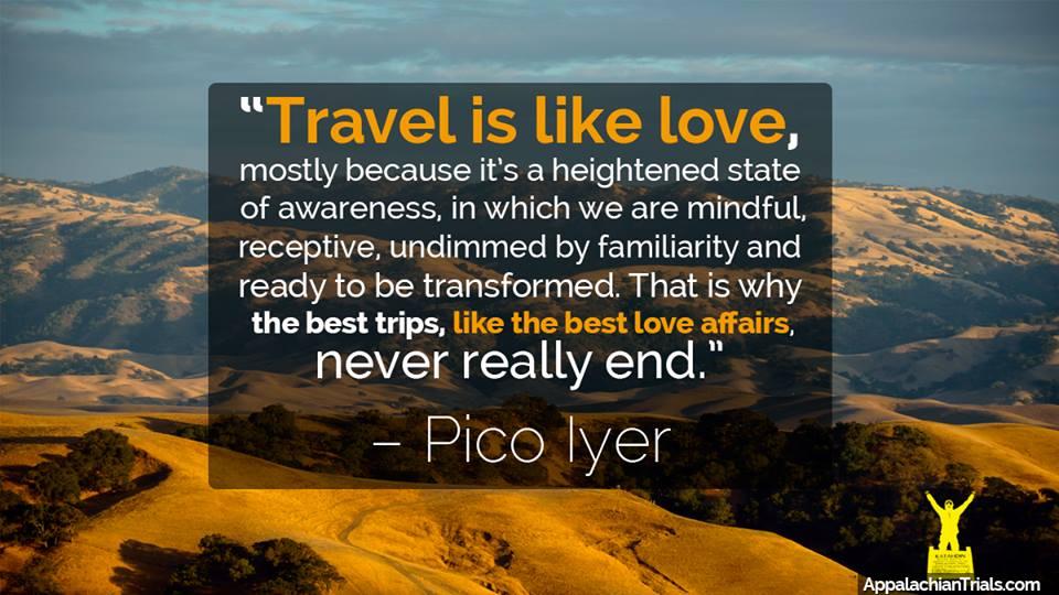 pico Iyer quote
