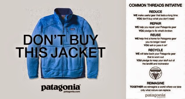 Patagonia is a Sustainability Leader