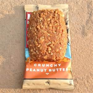 One Clif bar alone contains 25 calories (43g of carbohydrates!)