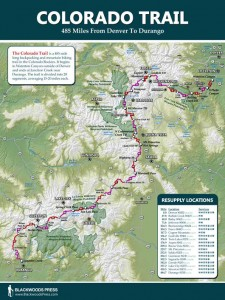 colorado-trail-wall-map