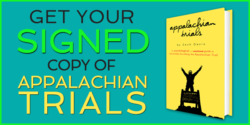 signed copy appalachian trials