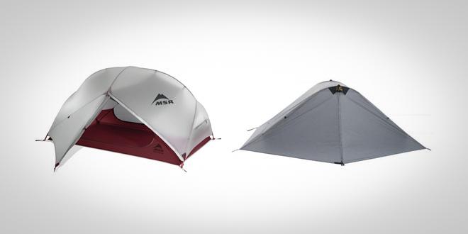 & Freestanding vs. Non-Freestanding Tents