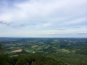 View from The Pinnacle