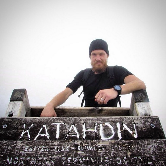 mechanic thru-hiker appalachian trail