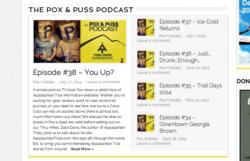 pox and puss homepage