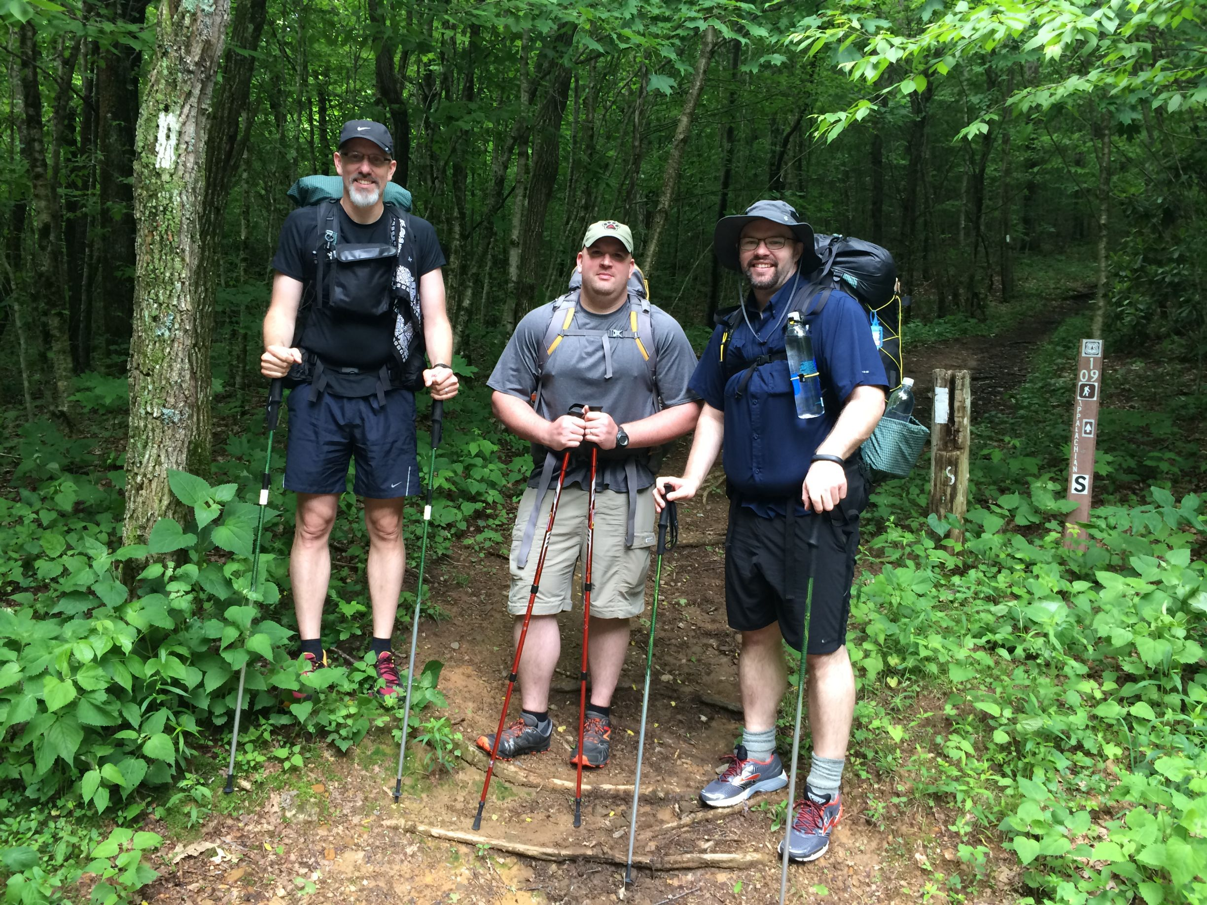 Hiking The Georgia Section Of The Appalachian Trail