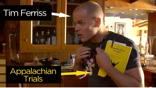 tim ferriss appalachian trials