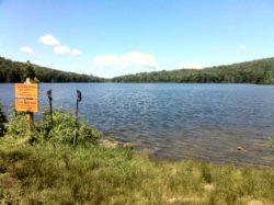 vermont lake Appalachian Trail