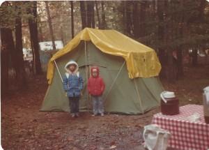 Smokies trip 1985