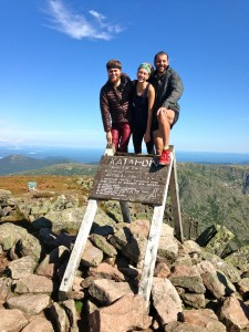 All 3 of us started on the 23rd, although we didn't hike the whole trail together, I couldn't be happier that we all got to share our summit celebrations