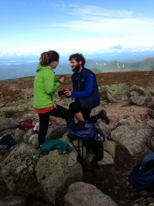 and an even bigger congrats to Coconut and Spice Kit who got engaged on the summit!