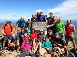 Congrats to everyone who summited with us on August 15th!