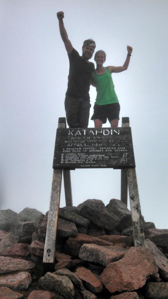 Lightfoot and Cathro Thru-Hiker