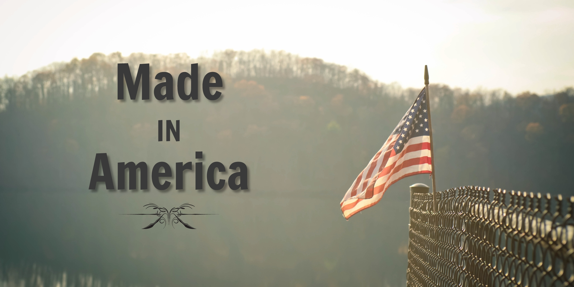 A thorough list of camping and hiking gear made in america for Gear company of america