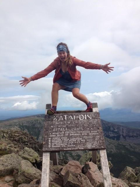 One Day Thru-hiker