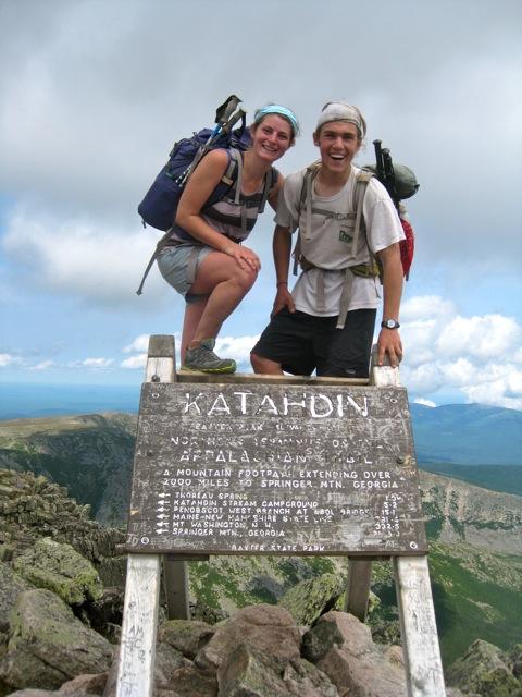 koko and seymour thru hiker