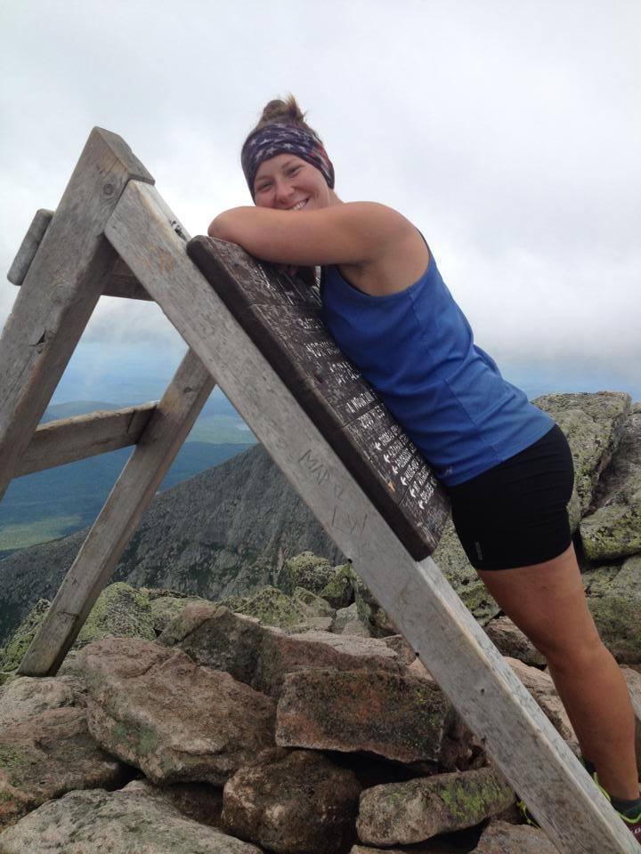 moxie thru-hiker