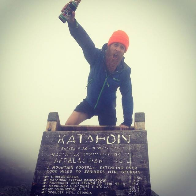 zachsquatch thru-hiker