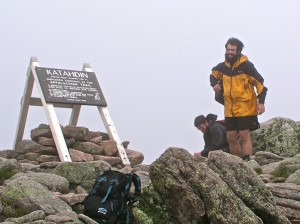 Through-Hikers just finishing AT2,100 miles in 124 days!