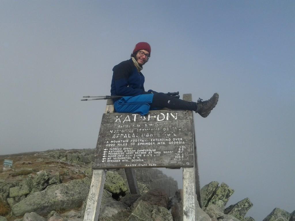 True Story thru-hiker