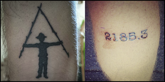 22 appalachian trail inspired tattoos