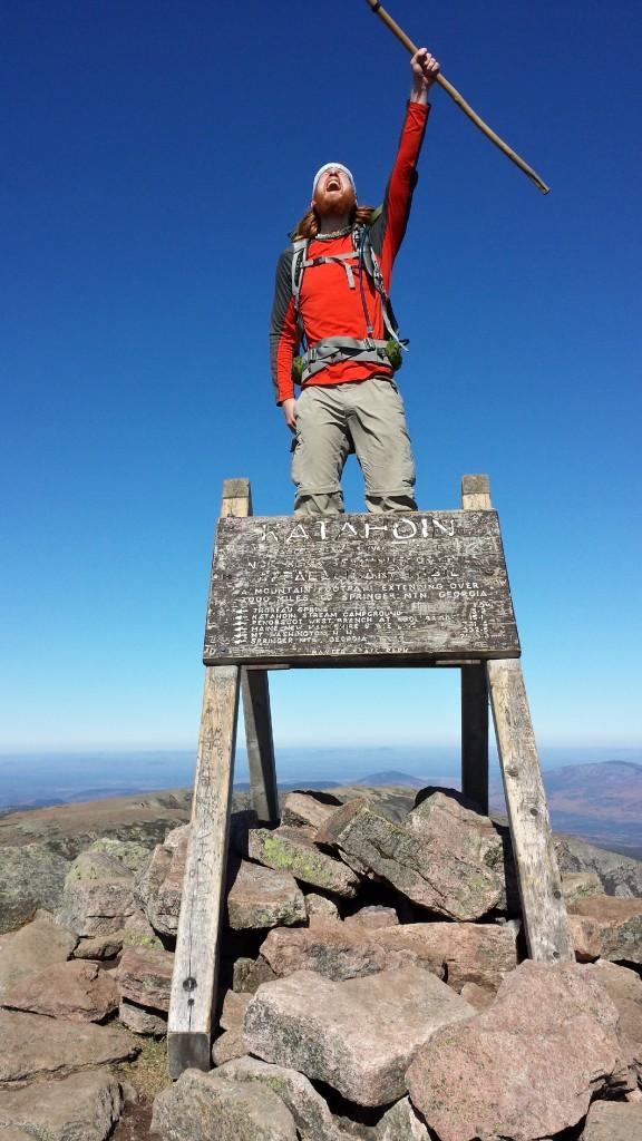 Ginja Ninja thru hiker