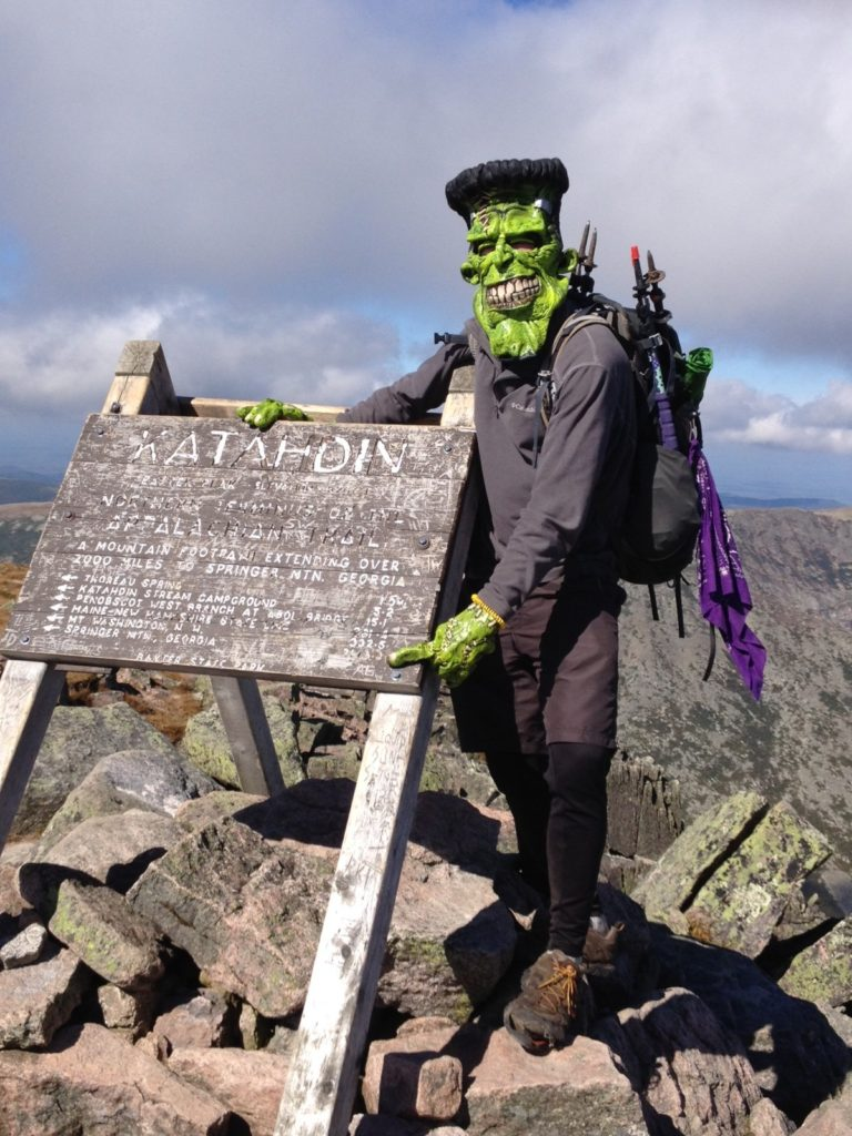 frankenstein thru-hiker