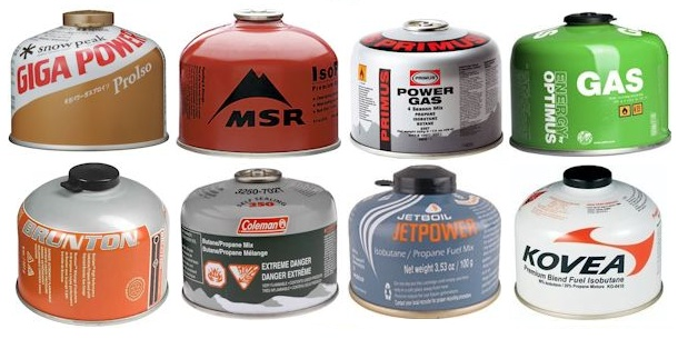 4 Things You Need to Know About Fuel Canisters