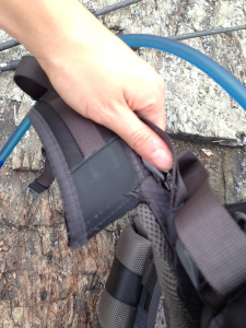 This is what happens when you hike with inadequate gear.
