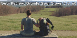 Gear Review: Granite Gear Crown V.C. 60