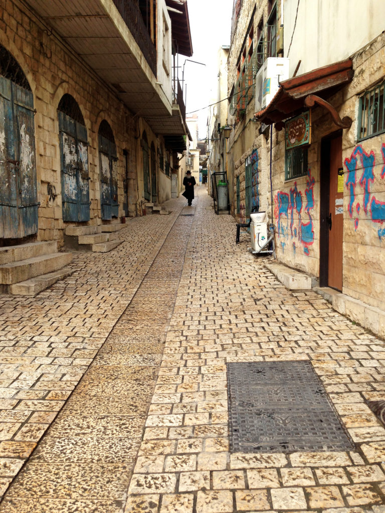 Lines: From my recent trip to Israel