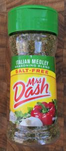 It's Mrs. Dash!
