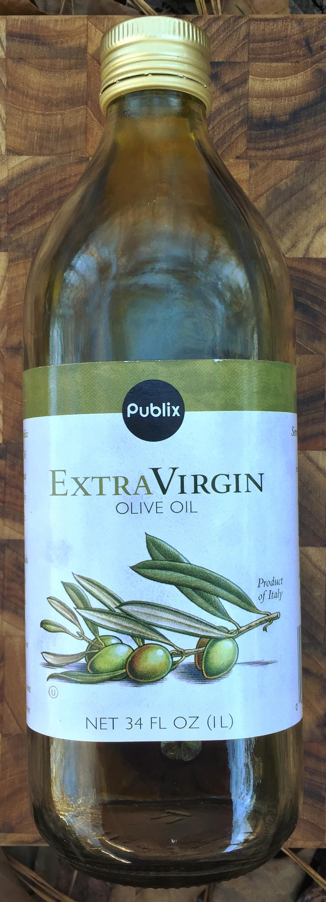 It's Olive Oil!