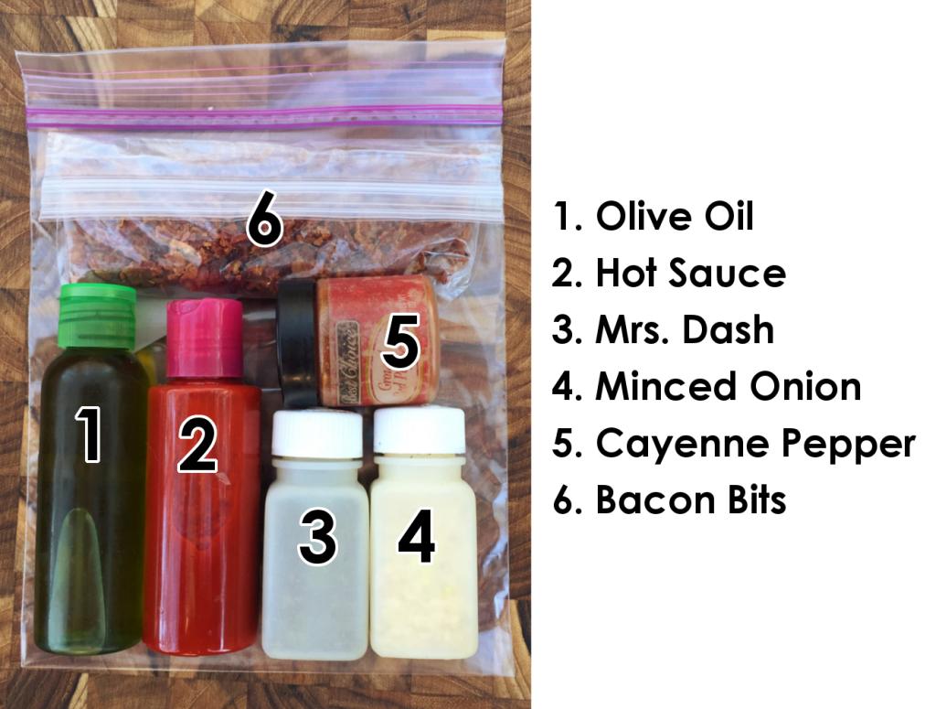 Spice Kit Breakdown