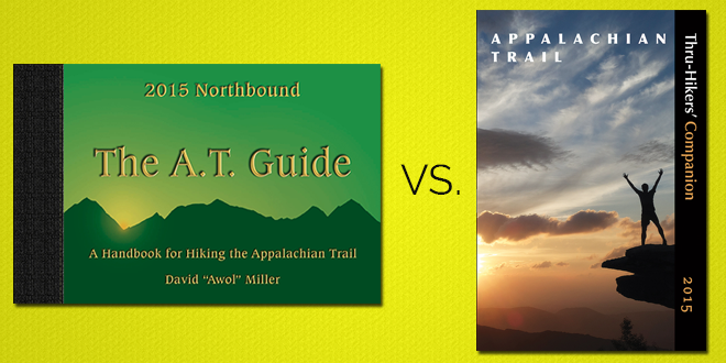 at guide vs appalachian trail companion