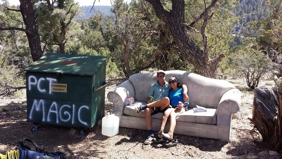 trail chair magic