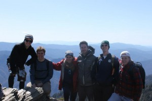 Spring 2013: More College Memories in the Great Smokey Mountains National Park