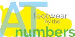 Appalachian Trail footwear by the numbers