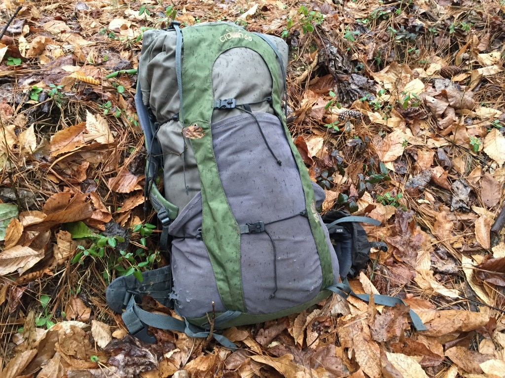 Aside from the torn mesh pockets and a litany of sweat/blood/food/mystery stains, my Crown V.C. 60 survived my thru-hike with its dignity intact.