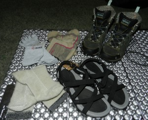 Button's Footwear