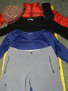 Button winter gear