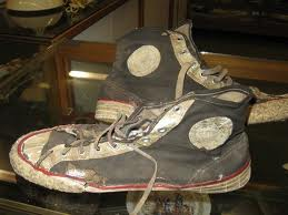 Grandma Gatewood's shoes!