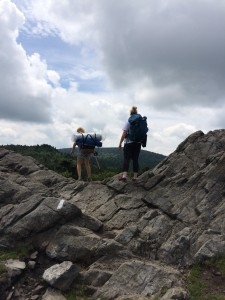 We used the Gregory Jade backpack for the Grayson Highlands.