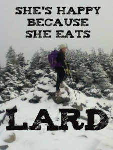 Oh lardy lardy lard.
