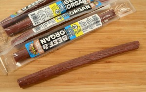 I love On-the-go Paleo's Beef and Organ sticks.